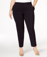 MICHAEL Michael Kors Size Miranda Slim-Leg Pants