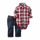 Carter's Boys 2-pc. Pant Set-Baby