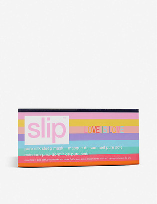 Slip Elasticated silk sleep mask