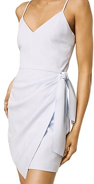 French Connection Whisper Faux Wrap Dress
