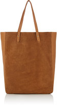Barneys New York Women's Leather Tote Bag-Tan