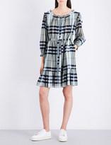 Burberry Chareen cotton mini dress