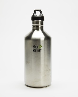 Klean Kanteen Grey Water bottles - 64oz Classic Loop Cap Bottle - Size One Size at The Iconic