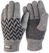 Result Unisex Winter Essentials Pattern Thinsulate Gloves