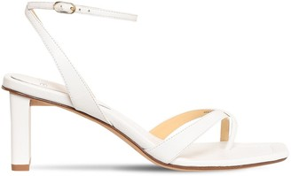 Alexandre Birman 55mm Nelly Leather Sandals