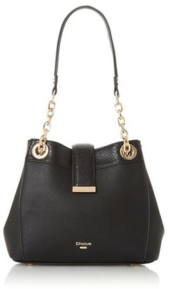 Dune London Dilear Medium Chain Handle Shoulder Bag