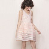 Maje Structured puffball dress
