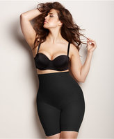 Naomi & Nicole Plus Size Firm Control High Waist Unbelievable Comfort Thigh Slimmer 7779