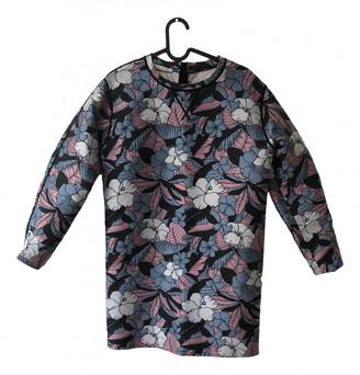 Aquilano Rimondi Multicolour Silk Dress for Women