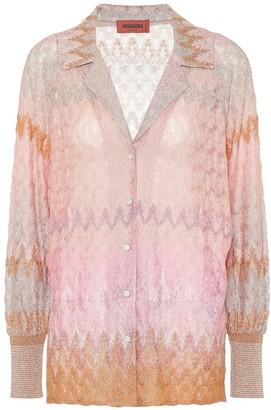 Missoni Knit shirt