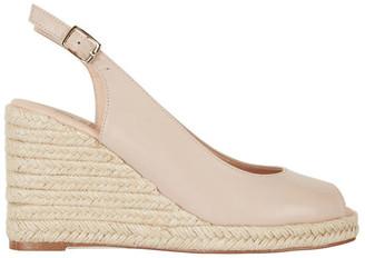 Dakota Jane Debster Blush Glove Sandal