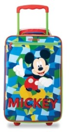 American Tourister Disney by Kids' Mickey Softside Carry-On