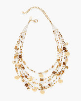 Chico's Anabel Illusion Necklace
