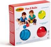 Edushape 3-pc. Fun Z Balls