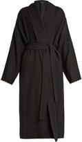Nili Lotan Laight brushed-wool coat
