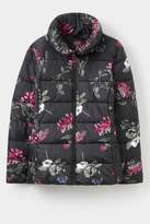 Joules Floral Padded Jacket