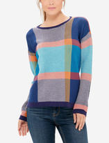 The Limited Jacquard Patterned Sweater