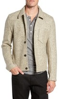 Billy Reid Men's Gunner Wool Blend Jacket