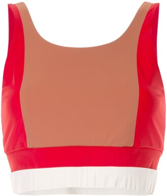 Vaara Cropped Sports Bra