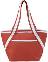 Picnic at Ascot Orange Bold Lunch Cooler