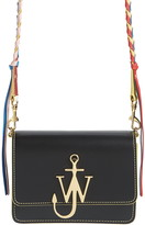 J.W.Anderson Anchor Braided Strap Leather Crossbody Bag