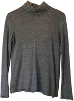 MiH Jeans Black Cotton Top for Women
