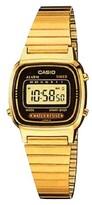 Casio Women's Digital Watch Gold (LA670WGA-1