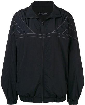 Y/Project Zipped Sports Jacket