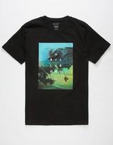 Billabong Cross Section Mens T-Shirt