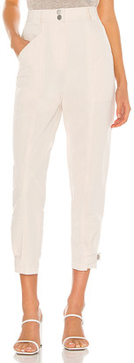 Rebecca Taylor Textured Cotton Pant