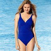 JCPenney Trimshaper® Solid Control Swimsuit 1-Piece