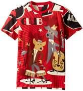 Dolce & Gabbana Mambo Club T-Shirt (Big Kids)