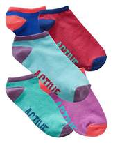 Naturally Close 5 Pack Multi Active Trainer Socks