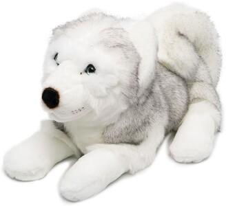 La Pelucherie Husky Leonard 45cm soft toy