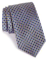 Nordstrom Men's Geo Pattern Silk Tie