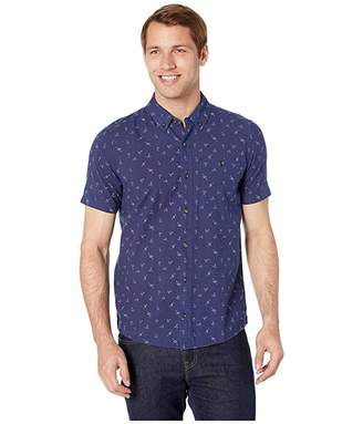 Toad&Co Mattock II Short Sleeve Shirt Slim