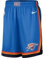 Nike Men's Oklahoma City Thunder Icon Swingman Shorts