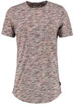 Jack & Jones Jjornew Slim Fit Print Tshirt Navy Blazer
