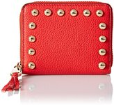 Rebecca Minkoff Mini Ava Zip with Studs Gift Boxed Wallet