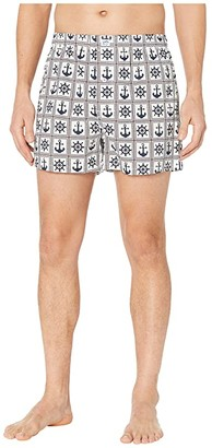 Southern Tide Ahoy There Boxer (Coconut) Men's Underwear