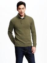 Old Navy Mock-Neck Pullover for Men