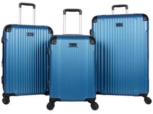 Ben Sherman Heathrow Haul 3-pc Hardside Luggage Set