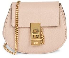 Chloé Mini Drew Leather Backpack