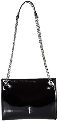 THACKER Ali Crossbody (Fuchsia) Handbags