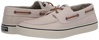 Sperry Bahama II Distressed (Off-White) Men's Shoes