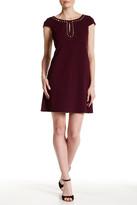 Jessica Simpson Embellished Mini Dress