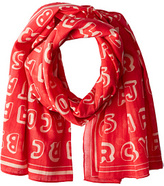 Marc by Marc Jacobs Marc by Marc Jacob Dynamite Logo Scarf Scarve