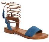 Matisse Women's Sting Wraparound Lace Sandal