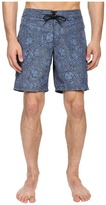Versace Medusa Nylon Long Trunk Men's Swimwear