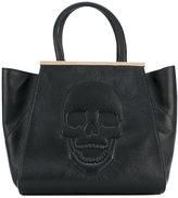 Philipp Plein skull tote bag